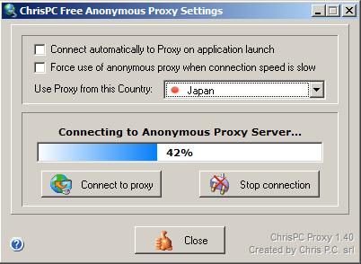 telecharger chrispc anonymous proxy pro