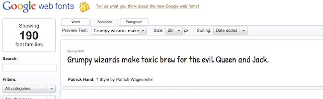 Importez les Google Fonts sur votre ordinateur