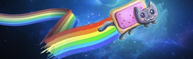 Banniere Nyan Cat