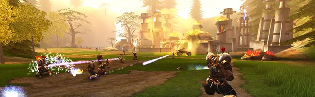 Heroes of Newerth passe en gratuit
