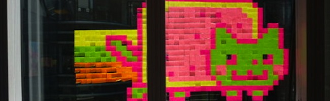 La contagion Post-it War