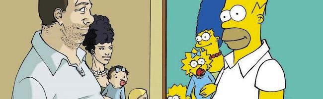 Dans la peau d'Homer Simpson