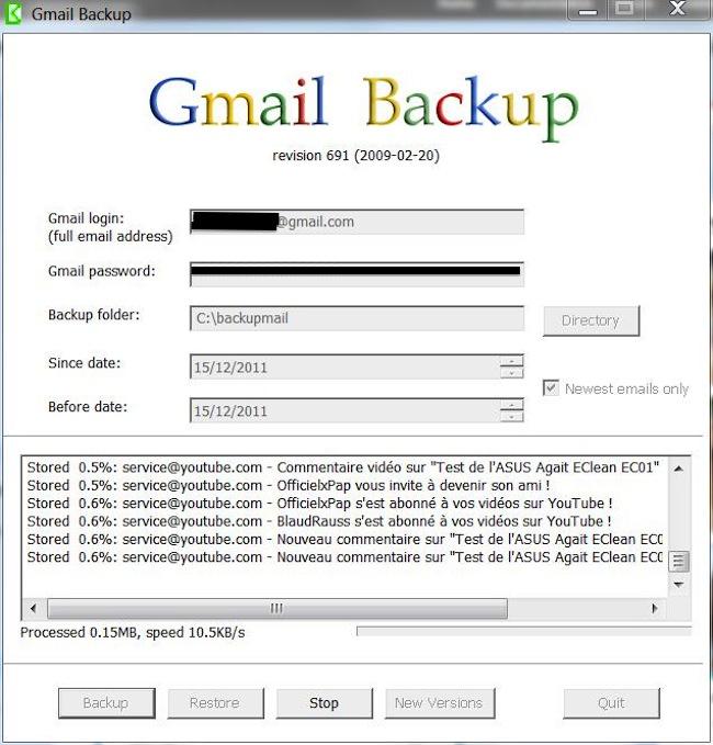 Comment Sauvegarder Vos Emails Gmail Korben