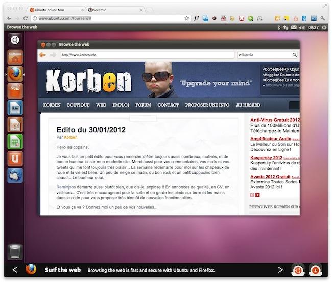 cap 2012 01 31 a 09.27.25 Ubuntu en HTML
