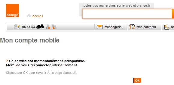 resiliation orange Free Mobile   Les forfaits