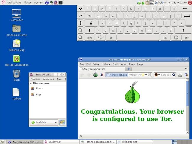 tails debian Tails   La distribution Linux qui protège votre anonymat et votre vie privée