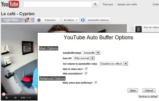 comment arreter une pub sur youtube