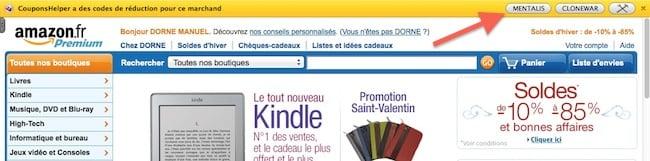 cap 2012 02 01 a 15.36.12 CouponsHelper   Comment trouver des codes promo valides ?