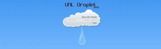 Dropbox – Copiez, collez et oubliez