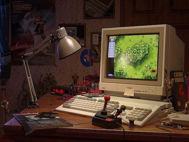 desktop Travailler à la maison, cest cool