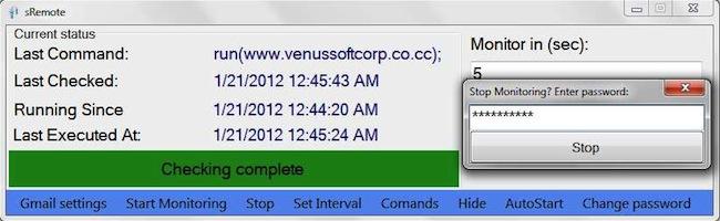 Contrôler un ordinateur à distance grâce à Gmail