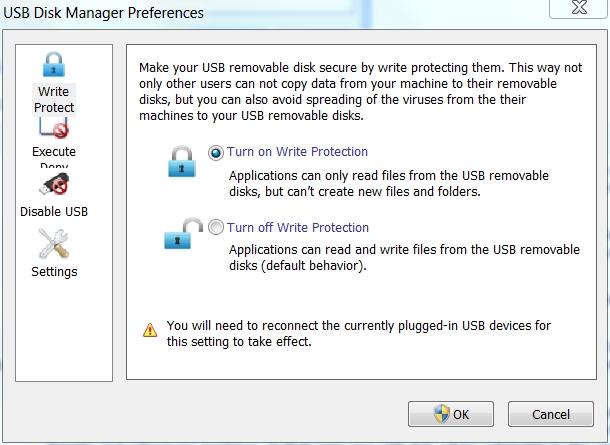 USB1 Comment vérrouiller lUSB pour plus de sécurité