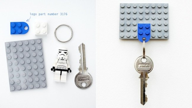 Porte Cl Lego Korben