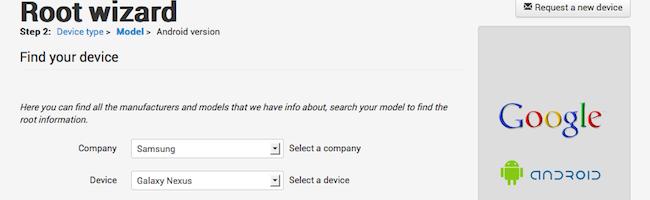 Trouver le bon tuto pour rooter un téléphone Android
