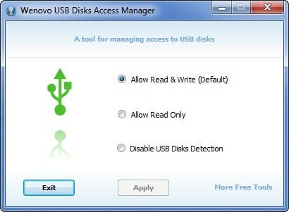 USB Disk Access Manager 1 Comment protéger ses ports USB ?
