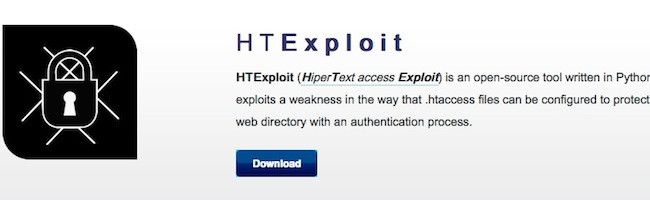 HTExploit – Exploiter les fichiers contenus dans un répertoire protégé par un .htaccess