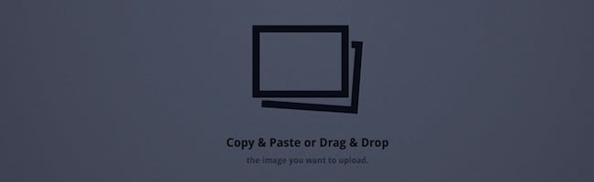Pasteboard – Pour uploader des images en toute simplicité