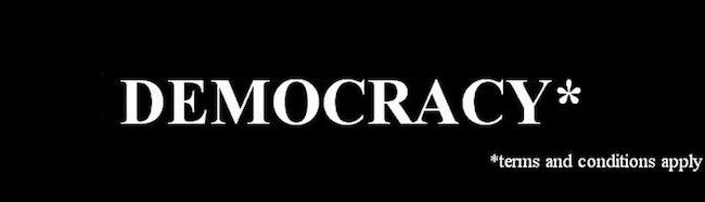 La démocratie en action