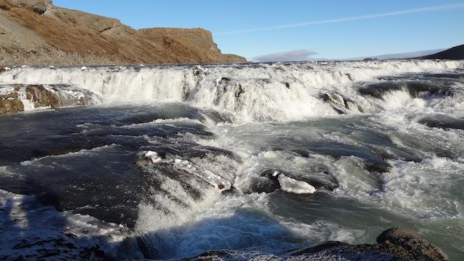 chute LIslande