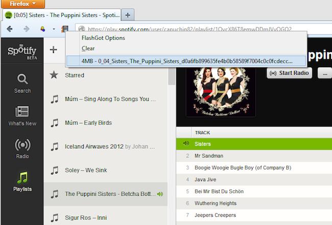 dlspotify Télécharger un MP3 sur Spotify ?