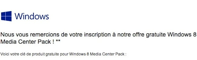 Windows 8 – Comment installer le Pack Media Center ?