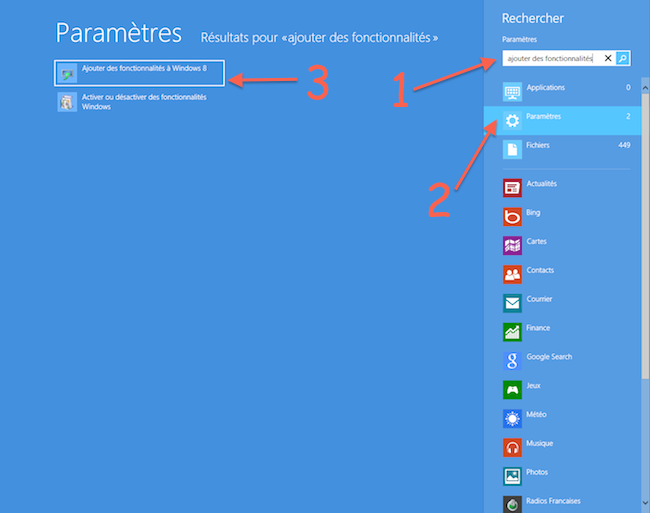 logique1 Windows 8   Comment installer le Pack Media Center ?