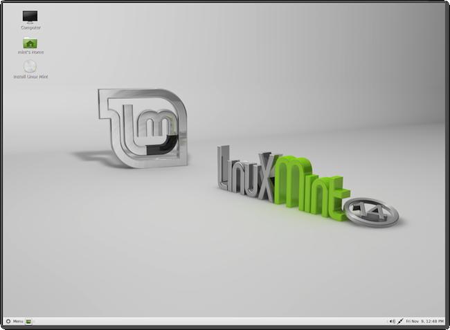 mate1 Sortie de Linux Mint 14