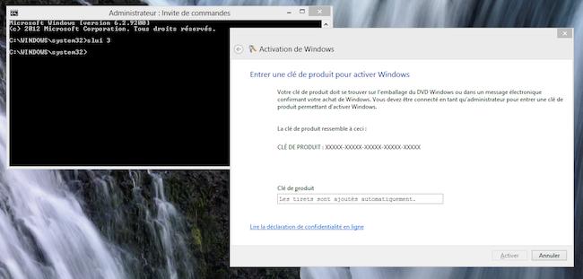 slui3 Comment enlever une licence Windows pour la remettre sur un autre ordinateur ?