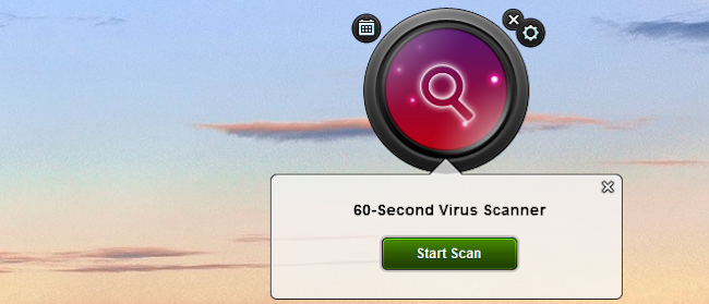 boum Un scan antivirus in the cloud