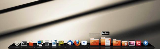 Un menu dock absolument fantastique pour Linux