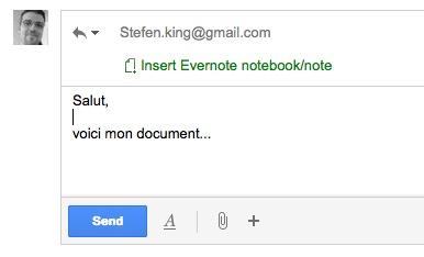 cap 2012 12 19 à 10.59.03 Everbot   Le chainon manquant entre Evernote et Google