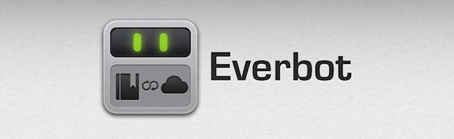 Everbot – Le chainon manquant entre Evernote et Google
