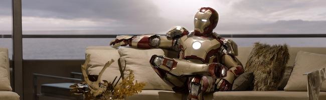 Konnichiwa Iron Man 3