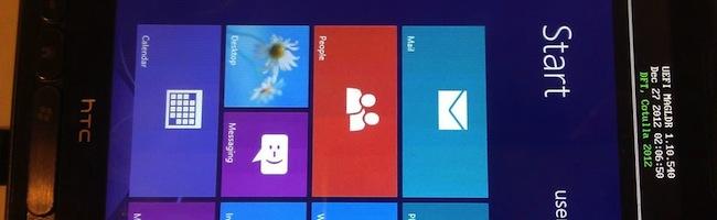 C'est dans les vieux téléphones qu'on fait les meilleurs portages de Windows 8