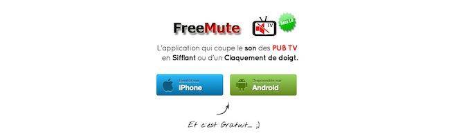 Une télécommande vocale pour Android et iPhone