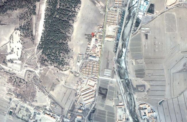 gulag Visitons la Corée du Nord