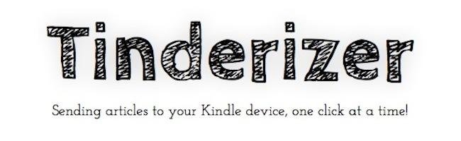 Comment envoyer une page web sur votre Kindle pour la lire plus tard en étant déconnecté