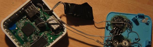 Une radio internet à partir d'un routeur à 20$