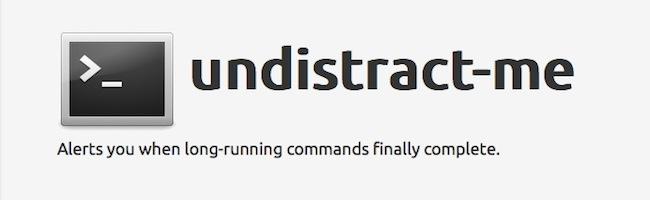 Être averti de la fin d'une commande sous Ubuntu