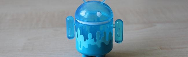 Démonstration d'une attaque Cold Boot sur un Android
