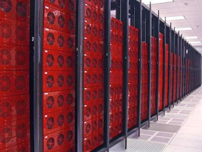 backblaze cloud storage datacenter photo Fabriquez votre propre pod de stockage (180 TB)