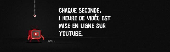 1 heure par seconde