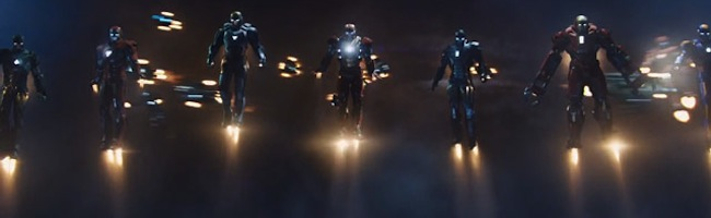 Iron Man 3 – La nouvelle et dernière bande annonce (vostfr)