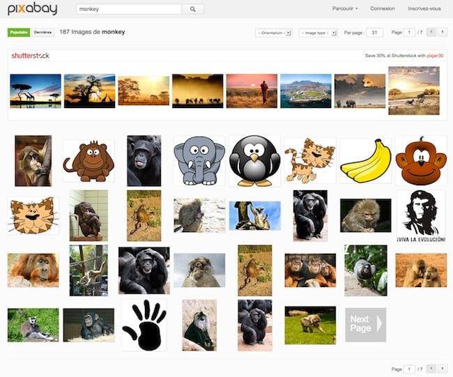Extrêmement Pixabay - Des photos de qualité dans le domaine public - Korben LX98