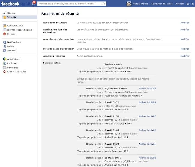 faceboobs Êtes vous espionné sur Facebook ou Gmail ?