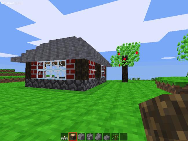 HRg7F13 Minetest   Un clone de Minecraft libre et gratuit