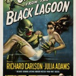 creature from the black lagoon 150x150 Des posters vintages gratuits à télécharger