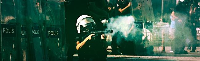 Le drone activiste fait son entrée dans les manifs turques