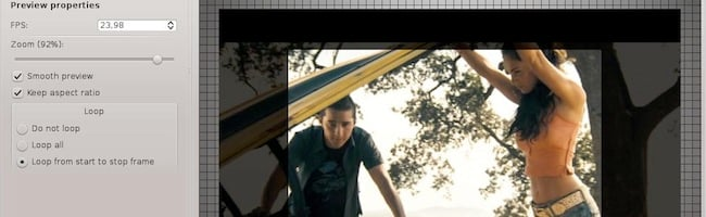 Créer des GIF animés à partir d'une vidéo