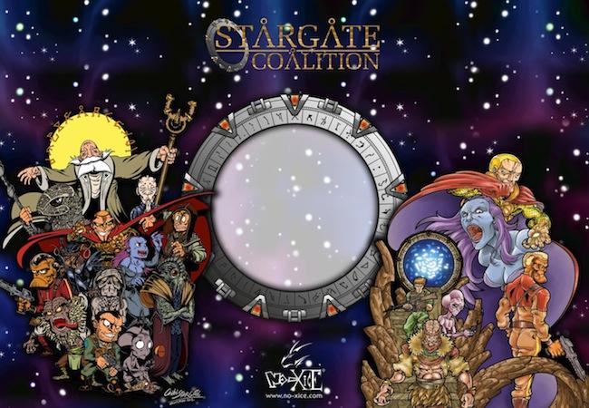 stargate coalition Stargate Coalition